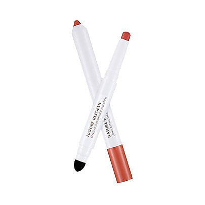 [Nature Republic] Longlasting Smudge Tint Stick 02 Choral velvet