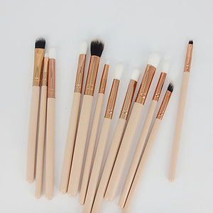 12pcs Eyeshadow Makeup Brush M278910