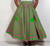 Alpha Kappa Alpha Sorority Inc skirt