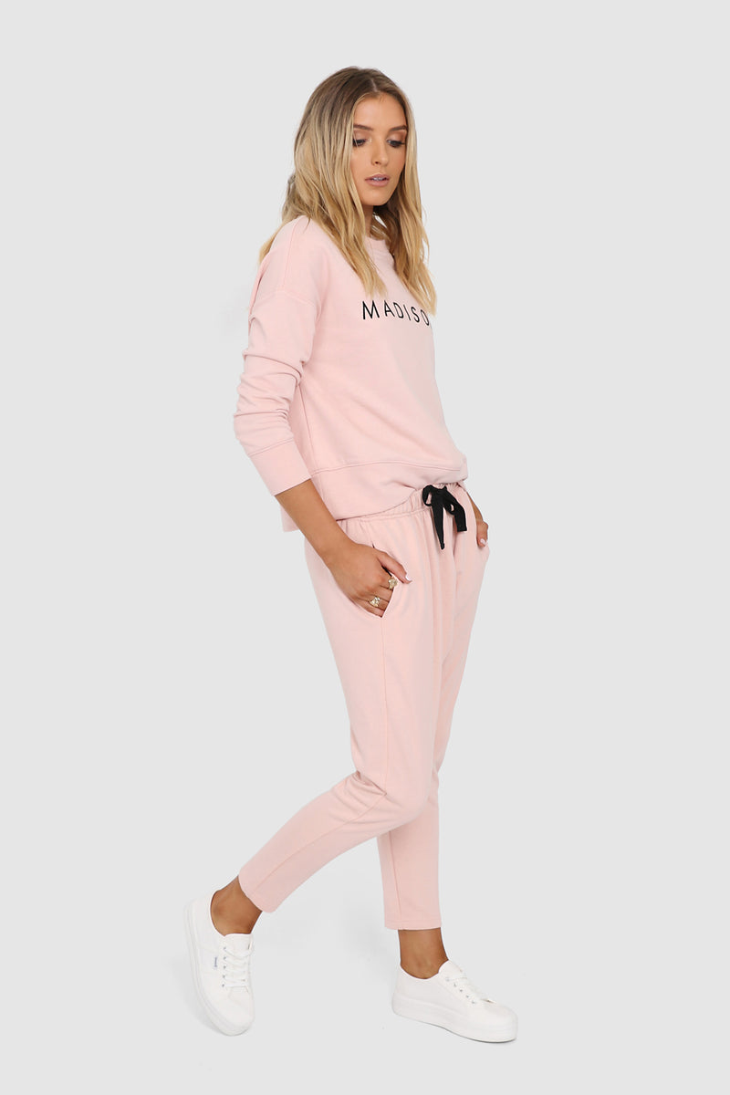 Madison Slouch Pants - BlubellaFashion