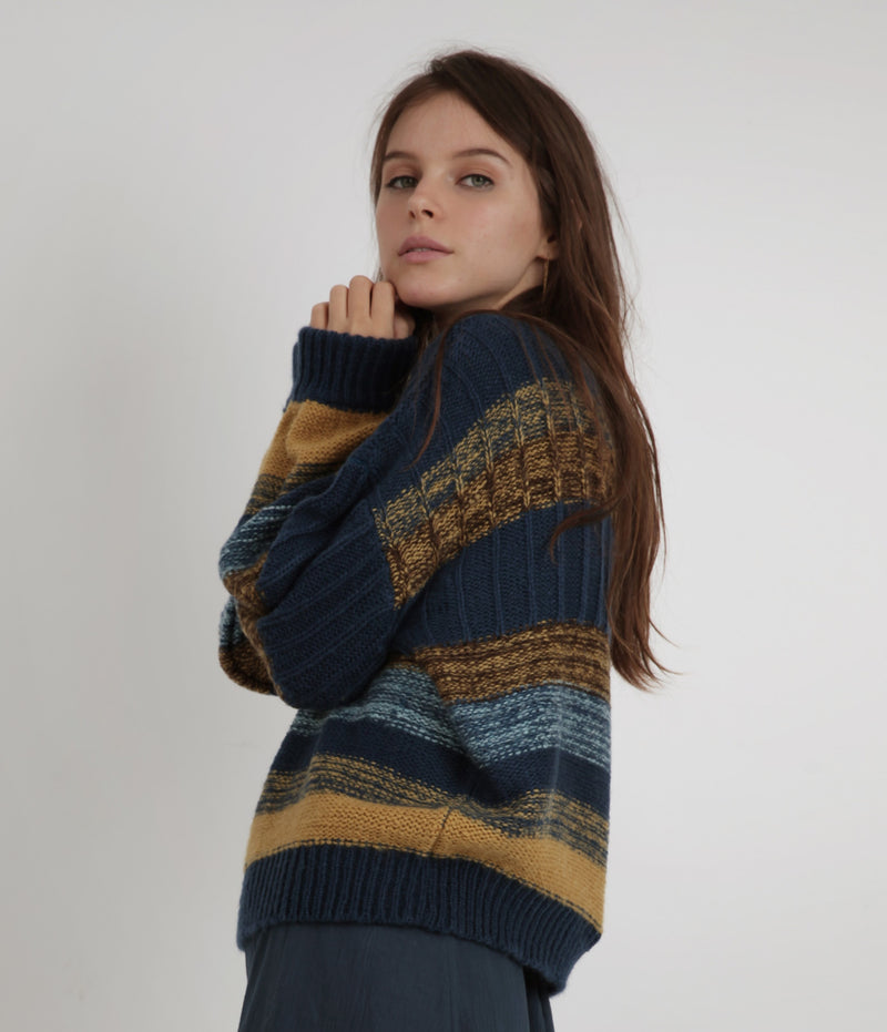 Anya Knit Jumper - BlubellaFashion