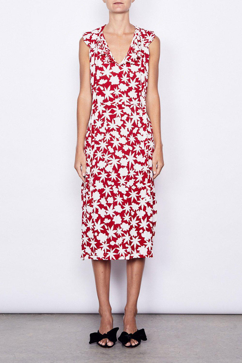 Aster Midi Dress - BlubellaFashion