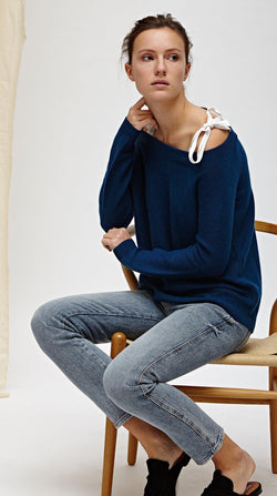 Coralie Sweater - BlubellaFashion