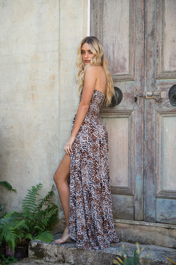 Costa Rica Maxi Dress - BlubellaFashion