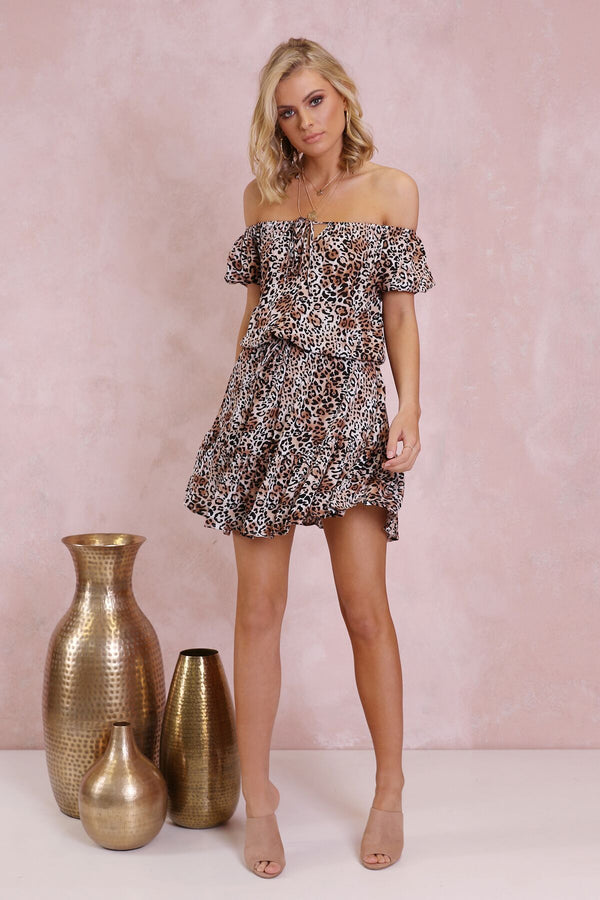 Costa Rica Mini Dress - BlubellaFashion