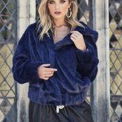 Dakota Fur Jacket - BlubellaFashion