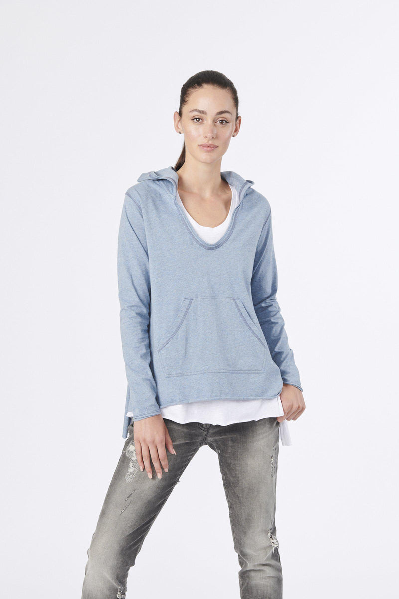 Harvey Hoody - BlubellaFashion
