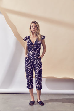 Peacekeeper Jumpsuit - BlubellaFashion