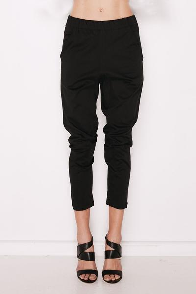 Rhodes Crop Pant - BlubellaFashion