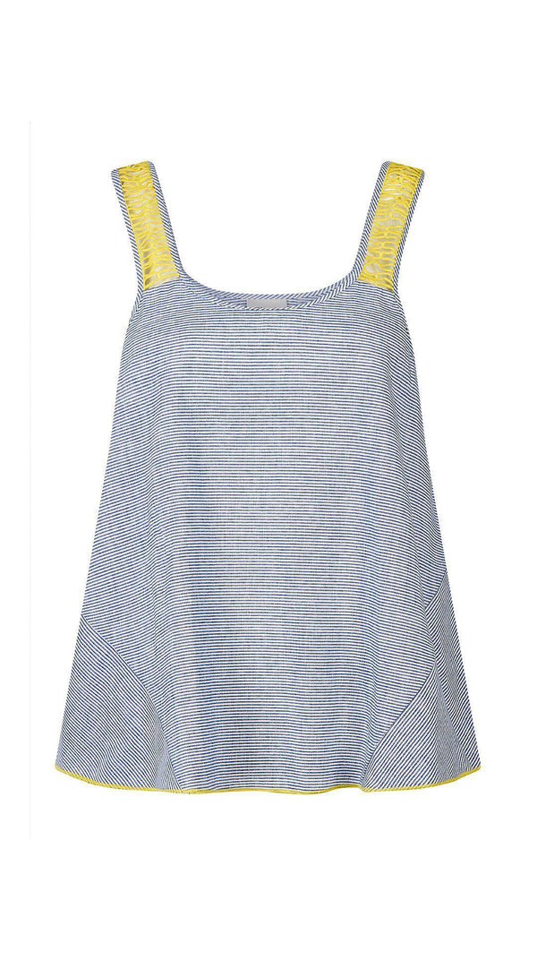 Rio Swing Singlet - BlubellaFashion