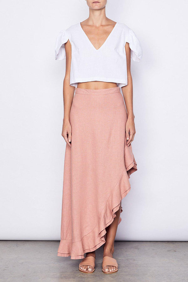 Vanity Skirt - BlubellaFashion