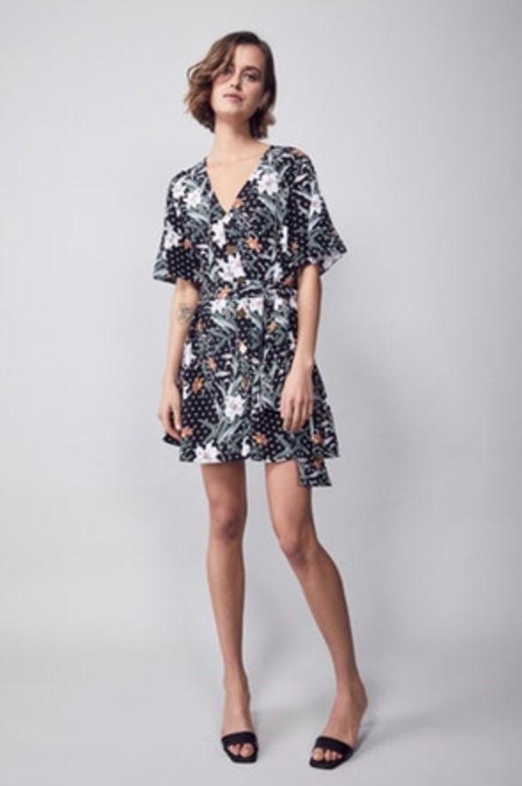 Yonder Dress - BlubellaFashion