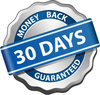 30 day money back logo