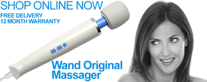 Wand Original Massager. Buy Now.