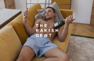 The Rakish Gent - Swipe Right
