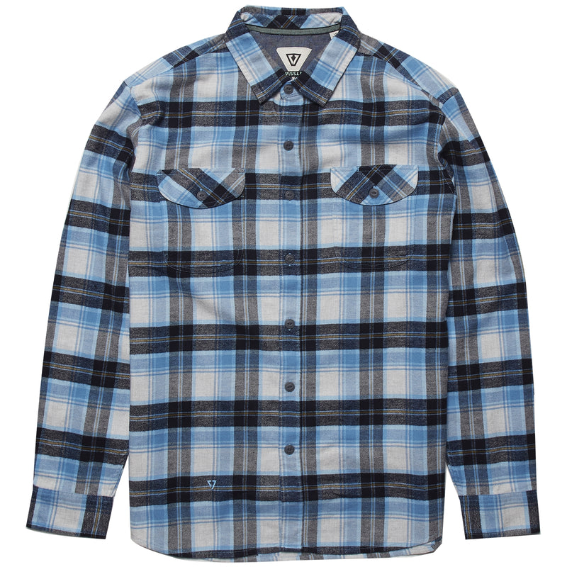 Central Coast LS Flannel