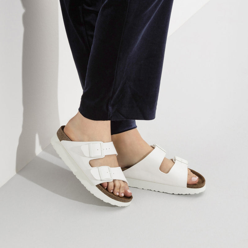 Arizona Platform Vegan B-F Narrow White