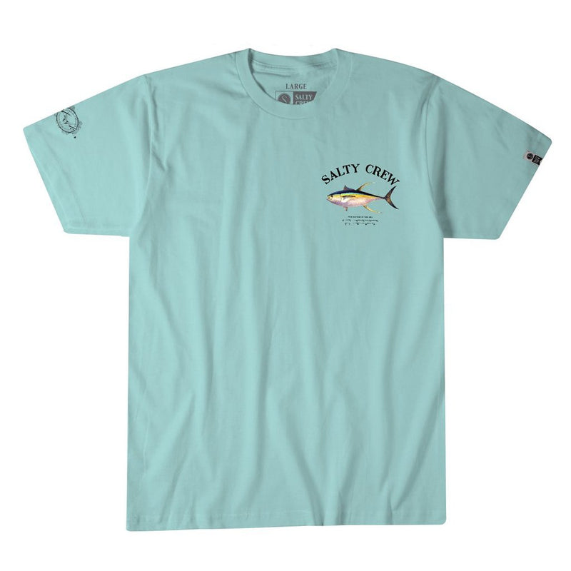 Ahi Mount Tee Light Blue