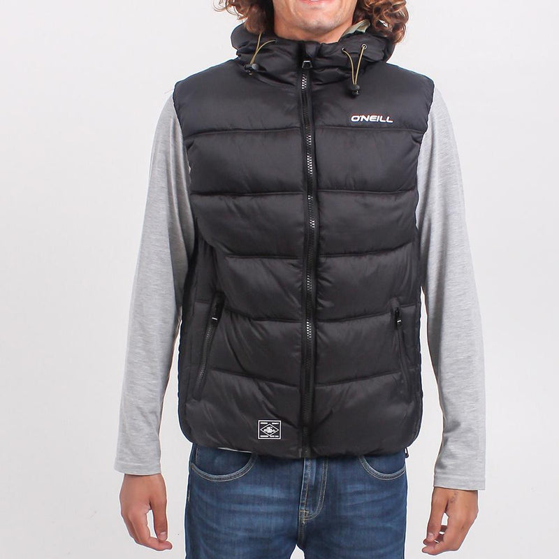 Santa Cruz Sleeveless Puffer Jacket