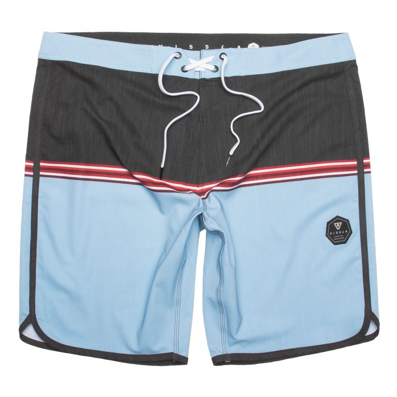 "Dredges 17"" Boys Boardshort Cool Blue"
