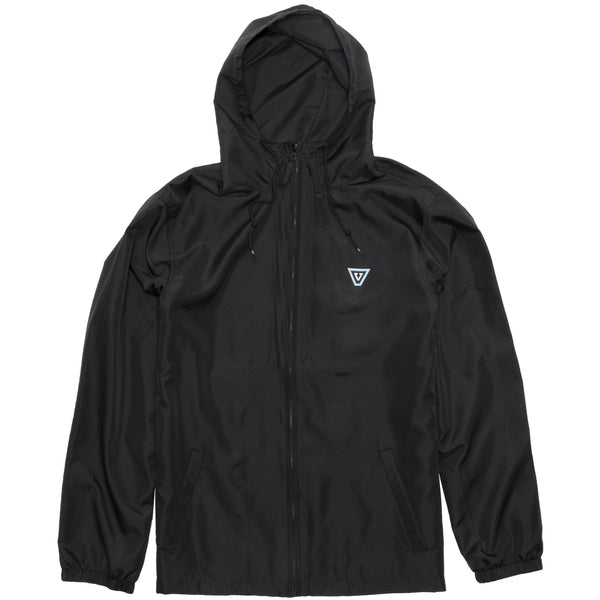 The Trip Windbreaker Black