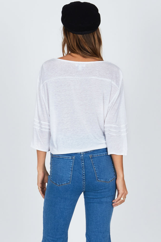 Marine Dreams Knit Top - The Store Stuff