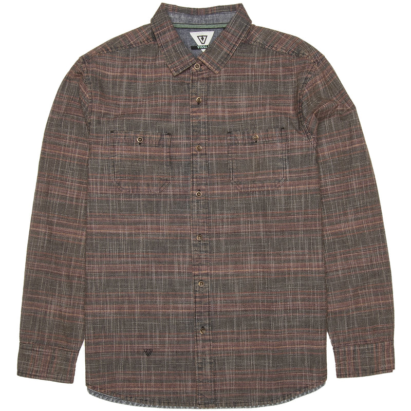Lacerations Flannel Phantom