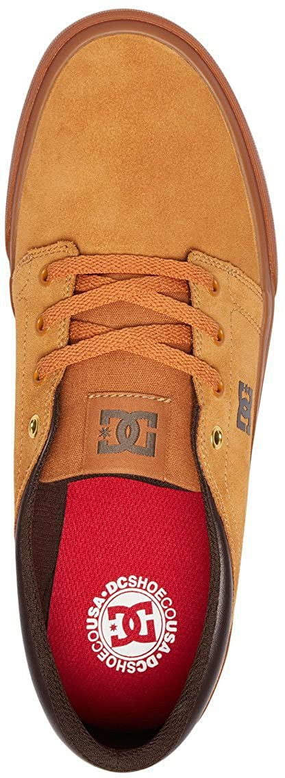 Trase S Skate Shoes Brown/Gum