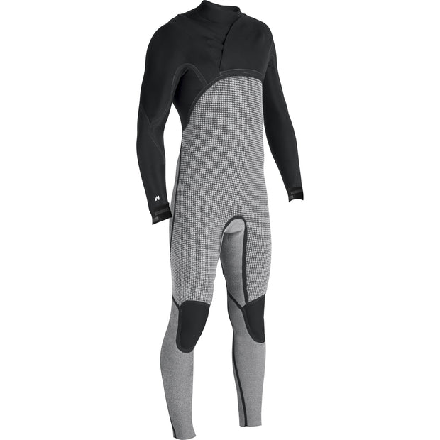 North Seas 4/3 Full Suit Dark Grey Smoothy - The Store Stuff