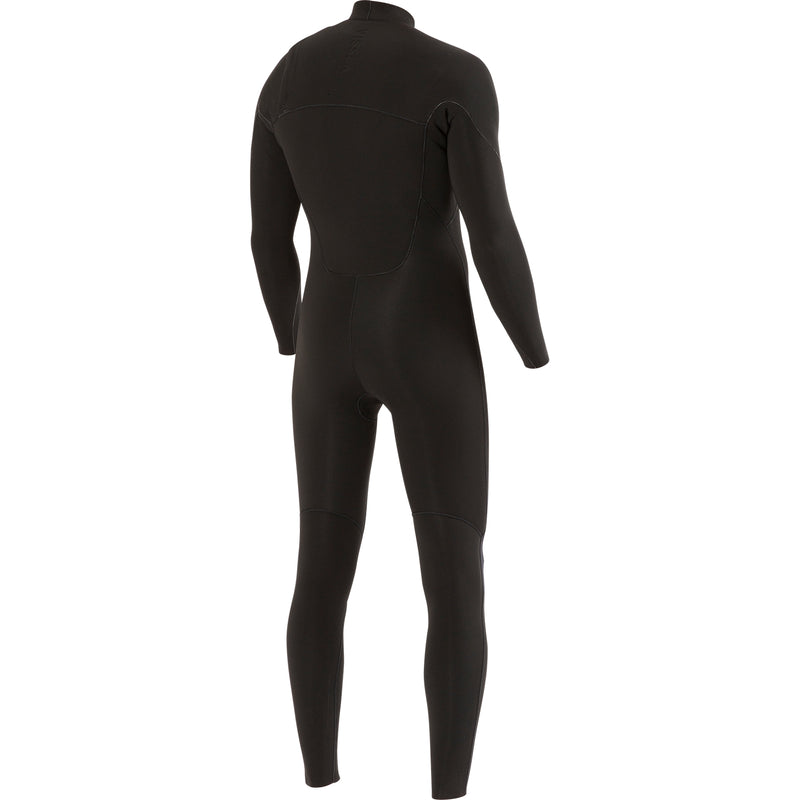 High Seas 3/2 No Zip Full Suit Black