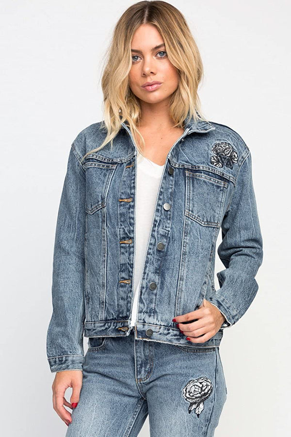 Benjamin JeanJean Denim Jacket