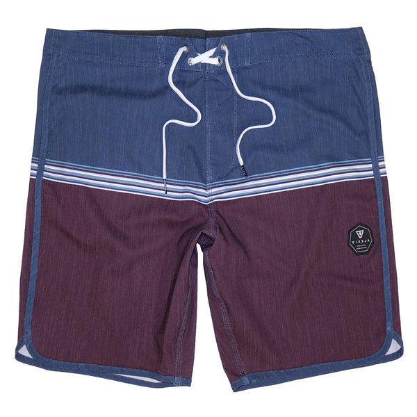 "Dredges 20"" Boardshort Wine"