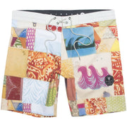 "Quiltage 17.5"" Boardshort Bone - The Store Stuff"