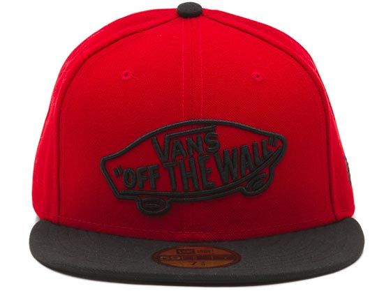 Home Team New Era Red/Black