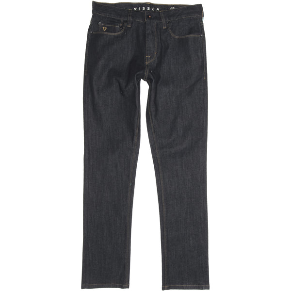 Profile Denim 5 PKT Pant - Slim Fit Ocean Rinse Wash