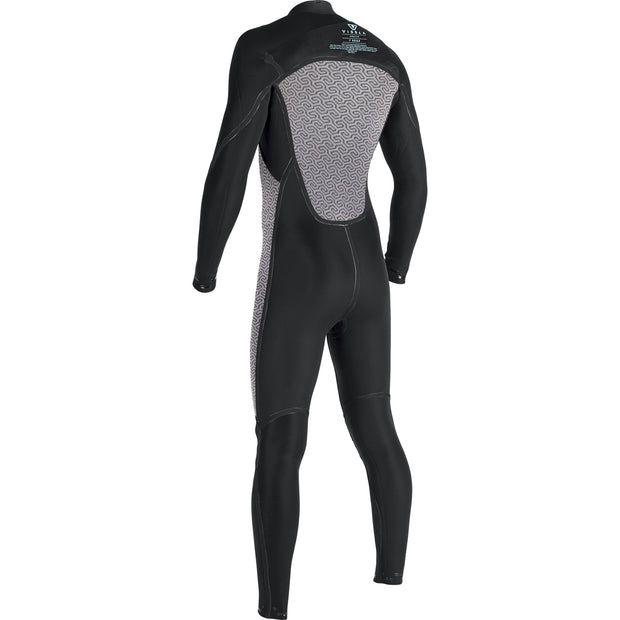Vissla 7 Seas 4/3 Full Suit Black With Jade