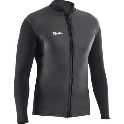 2mm Front Zip Jacket - The Store Stuff