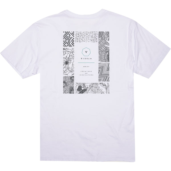 Diser Everyday Tee White