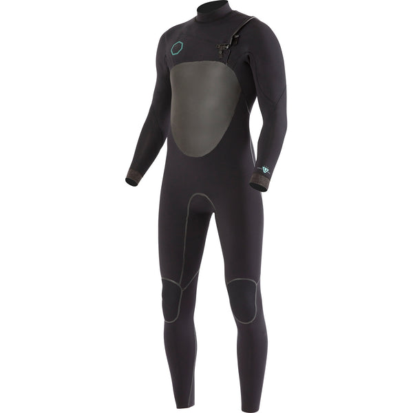 North Seas 3/2 Full Suit Black