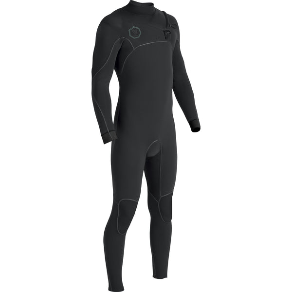 North Seas 3/2 Full Suit Black 2