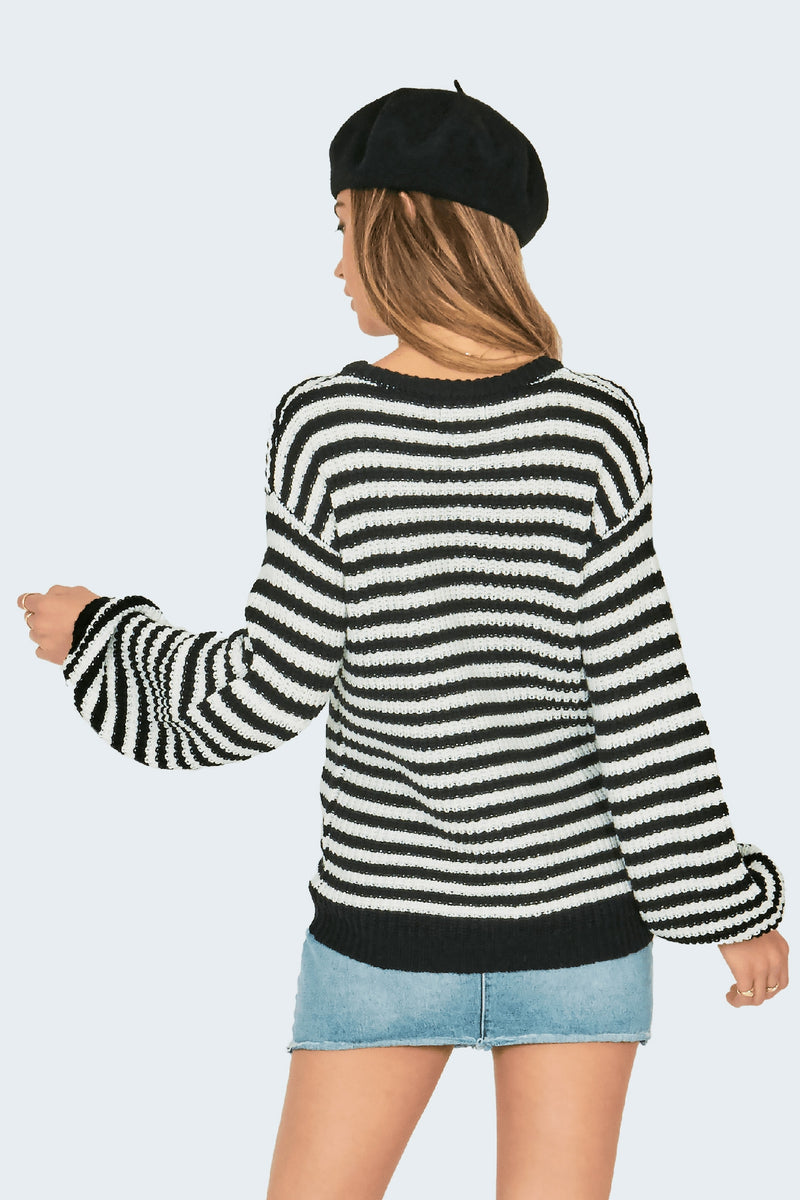 Rodas Sweater Striped