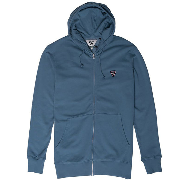 Tripper Zip Fleece Breaker Blue