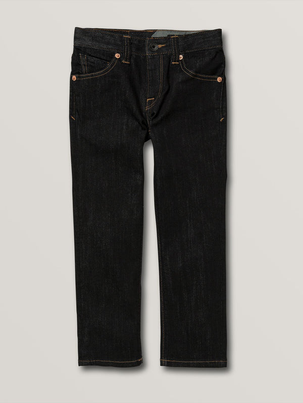 Vorta Rigid Denim Rinse