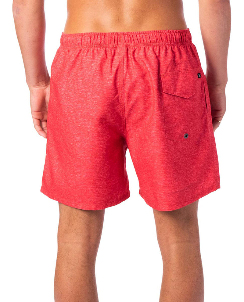 "Laze 16"" Volley Boardshort Light Red"