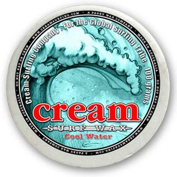 Cream Wax Cool