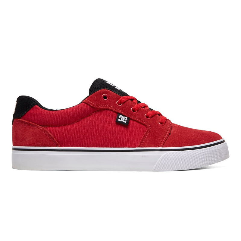 Anvil Shoes Red/Black/Red