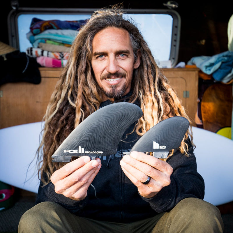 FCS ll Rob Machado Seaside Quad Fins