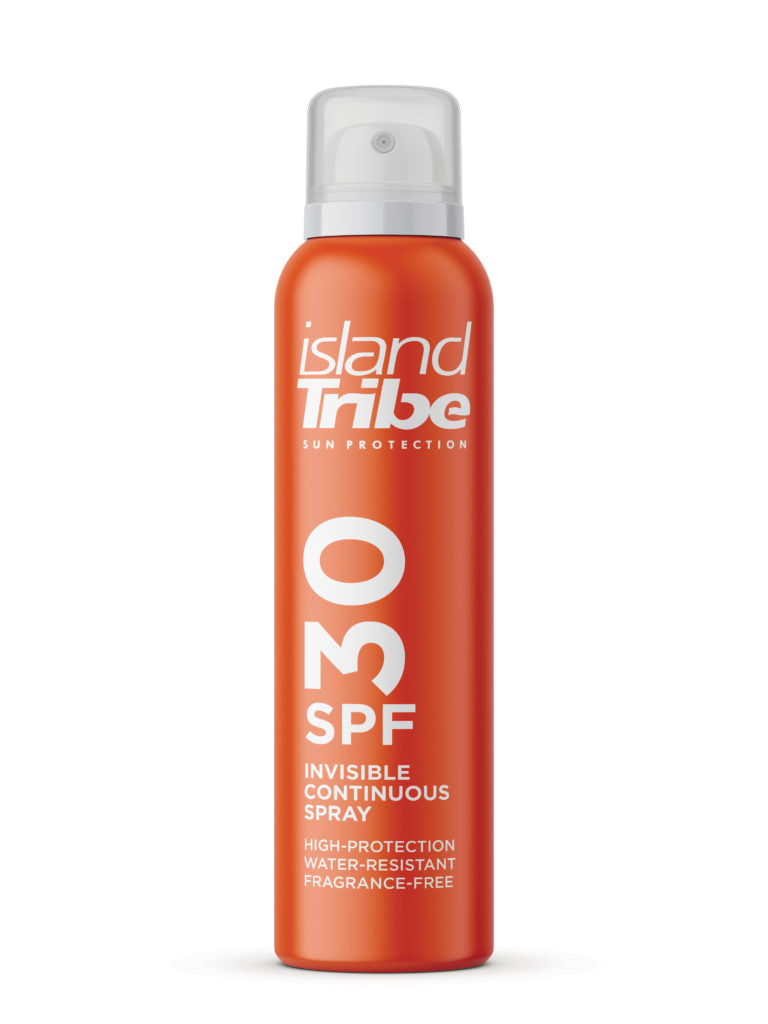 Island Tribe SPF30 Invisible Continuous Spray 320m