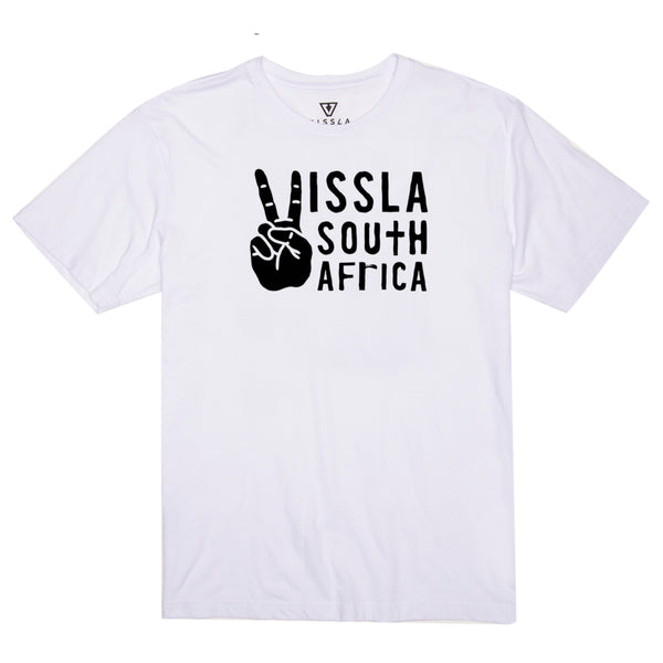 Peace In SA Tee White