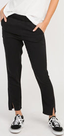 Chill Vibes Elastic Pant Black